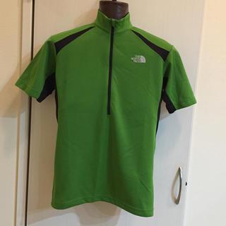 ザノースフェイス(THE NORTH FACE)のTHE NORTHFACE ノースフェイス ハーフジップアップ Tシャツ メンズ(Tシャツ/カットソー(半袖/袖なし))