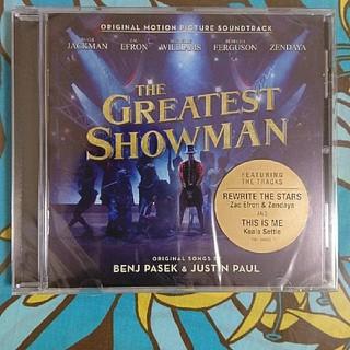 The Greatest Showman OST(映画音楽)
