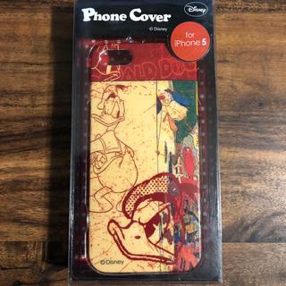 ディズニー(Disney)のiPhone se ケース ドナルド(iPhoneケース)