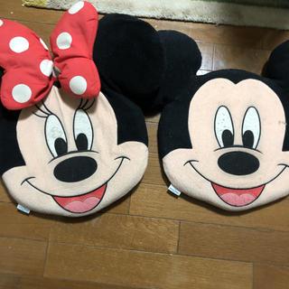 ディズニー(Disney)のミニー ミッキー クッション(クッション)