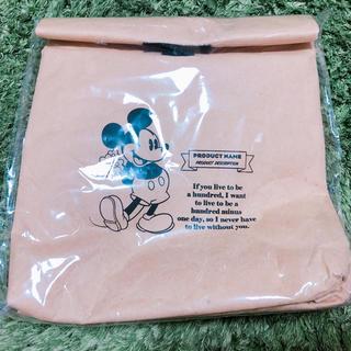 ディズニー(Disney)のミッキー 保温 保冷 カフェバッグ (弁当用品)