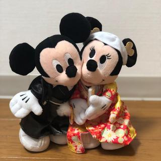 ディズニー(Disney)のディズニー和装ぬいぐるみ(その他)