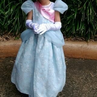 ディズニー(Disney)のゆりりん様 専用。ディズニープリンセス シンデレラ ドレス(ドレス/フォーマル)