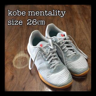 ナイキ(NIKE)のNIKE ナイキ♡バスケ♡コービーメンタリティ♡kobe mentality (バスケットボール)