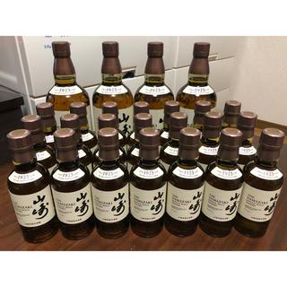 サントリー(サントリー)の◆豪華◆サントリー 山崎 700ml 180ml 大量セット(ウイスキー)