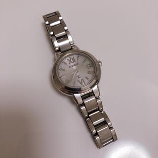 シチズン(CITIZEN)のCITIZEN シチズン CX クロスシー レディース エコドライブ電波腕時計(腕時計)