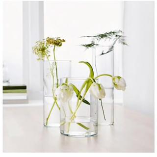 イケア(IKEA)のまあ様専用 フラワーベース(花瓶)