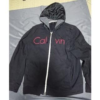 カルバンクライン(Calvin Klein)のカルバン・クライン パーカー  Mサイズ(パーカー)