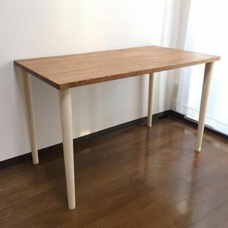 《ハンドメイド》アンティーク風*木製デスク(家具)