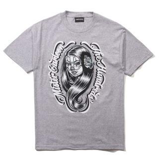 MC The Hundreds Hunny Clown Grey Tシャツ(Tシャツ/カットソー(半袖/袖なし))