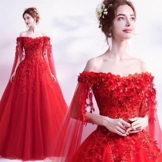 花嫁ドレス ウェディングドレス ドレス 花嫁 パーティードレス結婚式 二次会
