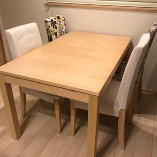 IKEA - イケア ダイニングテーブル・チェア