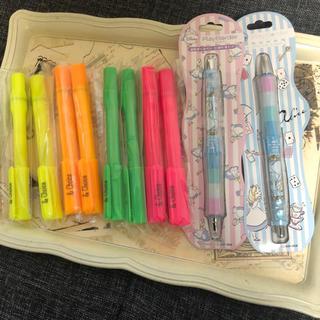 ディズニー(Disney)のペン 10本 セット(ペン/マーカー)