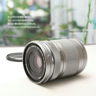 オリンパス(OLYMPUS)のオリンパス/パナソニックミラーレス一眼用望遠レンズ☆40-150mm R(レンズ(ズーム))