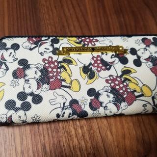 ディズニー(Disney)のミッキー&ミニーの長財布(長財布)