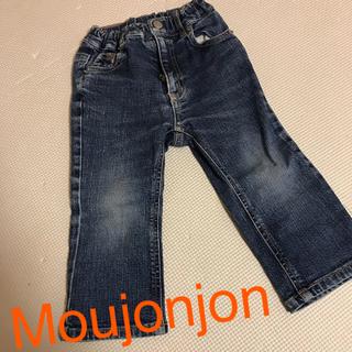 ムージョンジョン(mou jon jon)のムージョンジョン デニムパンツ 80(パンツ)