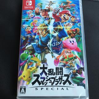 Nintendo Switch - 大乱闘スマッシュブラザーズ スマブラ ニンテンドースイッチ