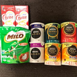 ネスレ(Nestle)のバリスタアイ 詰め替え ①(コーヒー)