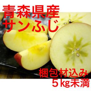 青森県産りんご サンふじ クーポン対象(フルーツ)