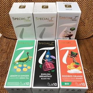 ネスレ(Nestle)のスペシャルT SPECIAL.T ネスレ お茶 紅茶 60杯分セット(茶)