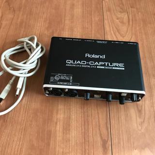 Roland インターフェース QUAD-CAPTURE