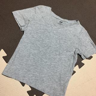 エイチアンドエム(H&M)のH&M Vネック無地T(Tシャツ/カットソー)