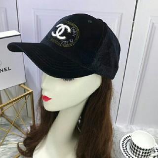 シャネル(CHANEL)のCHANEL キャップ  帽子 箱付(キャップ)