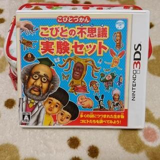 ニンテンドー3DS(ニンテンドー3DS)の3DS 『こびとづかん』(携帯用ゲームソフト)