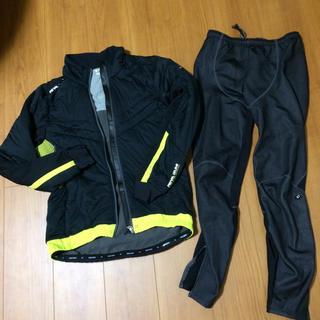 パールイズミ ジャケット&ウインドブレークタイツ Lサイズ