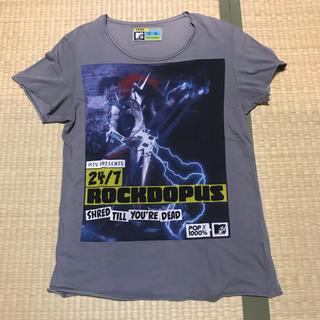 ザラ(ZARA)のZARA MTVコラボTシャツ(Tシャツ/カットソー(半袖/袖なし))