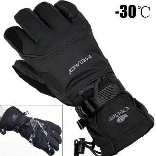 メンズ  手袋 スノーボード グローブ 冬  手袋 防風 防水  雪山  スキー(アクセサリー)