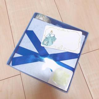 ディズニー(Disney)の【新品】Disney シンデレラ ラッピングBox(ラッピング/包装)