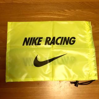 ナイキ(NIKE)のナイキ シューズ袋(ケース)(ランニング/ジョギング)