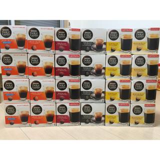 ネスレ(Nestle)のネスレ ドルチェグスト カプセル 18箱セット(コーヒー)