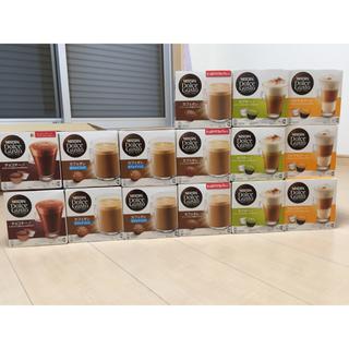 ネスレ(Nestle)のネスレ ドルチェグスト カプセル 10箱セット(コーヒー)