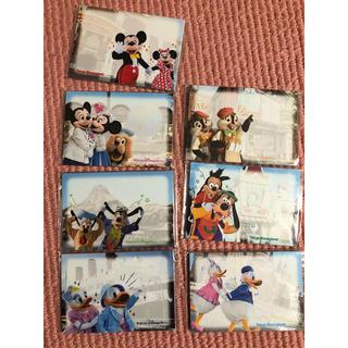 ディズニー(Disney)のディズニー実写 ふせん セット売り(ノート/メモ帳/ふせん)
