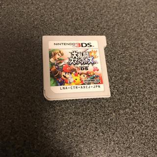 ニンテンドー3DS(ニンテンドー3DS)の 3DS 大乱闘スマッシュブラザーズ(携帯用ゲームソフト)