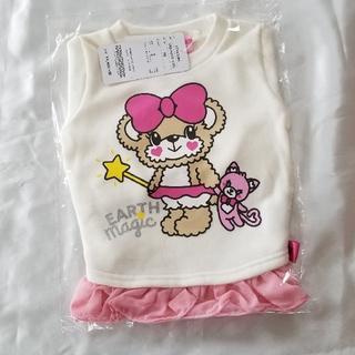 アースマジック(EARTHMAGIC)の新品☆トレーナー(Tシャツ/カットソー)