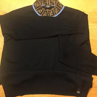フェンディ(FENDI)のFENDI タートルネックセーター(ニット/セーター)
