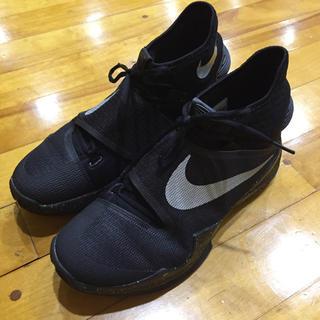 ナイキ(NIKE)のナイキ ハイパーレブ 28cm 黒(バスケットボール)