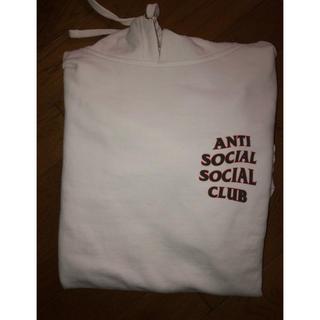 ステューシー(STUSSY)のANTI SOCIAL SOCIAL CLUB パーカー(パーカー)