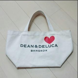 ディーンアンドデルーカ(DEAN & DELUCA)のディーン&デルーカ海外タイバンコク限定トートバッグハート(トートバッグ)
