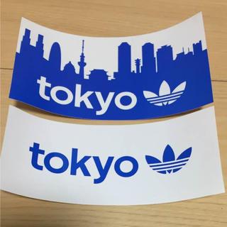 アディダス(adidas)のアディダスステッカー(その他)