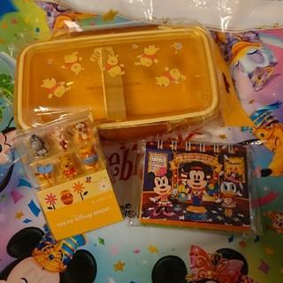 ディズニー(Disney)の岩ちゃん様専用 ディズニー  お弁当箱・ふせんセット(弁当用品)