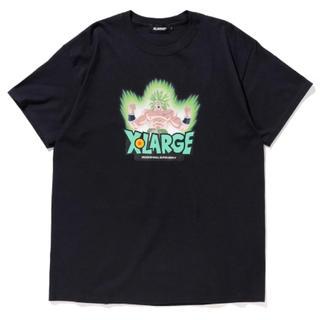 エクストララージ(XLARGE)のXLARGE × DRAGON BALL SUPER BROLY (Tシャツ/カットソー(半袖/袖なし))