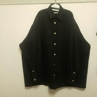 ラフシモンズ(RAF SIMONS)のRAF SIMONS easy fit denim shirts(Gジャン/デニムジャケット)
