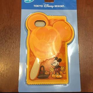 ディズニー(Disney)の新品 未使用 ディズニー ミッキー アイス iPhone スマートフォンケース(iPhoneケース)