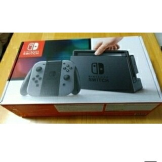 Nintendo Switch -  Nintendo Switch 本体 (ニンテンドー スイッチ) 美品