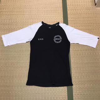 ナイキ(NIKE)のNIKE 七分袖 Tシャツ(Tシャツ/カットソー(七分/長袖))