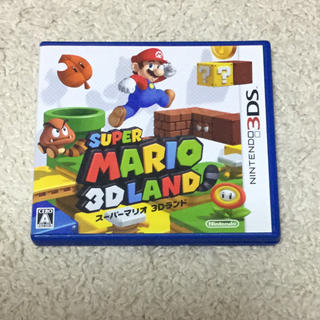 ニンテンドー3DS(ニンテンドー3DS)の★★★【中古】スーパーマリオ3Dランド 3DSソフト(携帯用ゲームソフト)